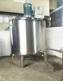 depósito de mistura de aquecimento eléctrico de aço inoxidável