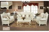 Canapé en Cuir de Qualité Supérieure de Style (B16)