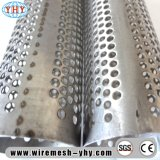 Perforated Sheet Metal Aluminum Tubes