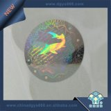 3D'Étiquette hologramme personnalisé