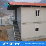 China fabrizierte Behälter-Haus als temporäres lebendes Haus vor
