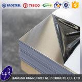 304 304L 316 316L 310 410 430 Blad van het Roestvrij staal/Plaat/Rol/Broodje 0.1mm~50mm