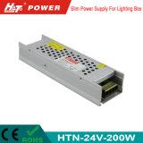 lampadina flessibile della striscia del contrassegno LED di 24V 8A 200W Htn