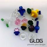 Gldg neuer Entwurf Illuminati GlasHandblown Vergaser-Schutzkappen