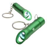 Mini LED apri di bottiglia della torcia della torcia elettrica di 2017 Keychain