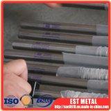 Barre titanique d'ASME Sb367 pour l'électrode