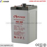 Cspower 2V 400ah gedichtete Gel-Solarbatterie