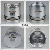 三菱S4e2トラックピストン34417-54100のためのエンジンピストン