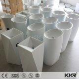 현대 예술 디자인 단단한 지상 Sanitaryware 물동이 주춧대 (B170801)