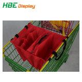 Non-Woven Colorfur Sacola de Compras para armazenar e Supermercado