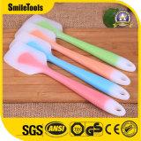 Conjunto práctico de los utensilios de cocina del silicón de la categoría alimenticia