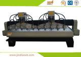最もよい価格Zs2520 CNC 10スピンドルが付いている木製CNCのルーター機械