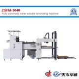 Volledig automatische in water oplosbare het lamineren machine [ZSFM1040]