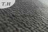 Tecidos de camurça Cinza Uphostery Design por máquina Europen