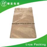 Imprimé personnalisé à la poussière Grand rangement Brown PP non tissé sac d'emballage de la courtepointe