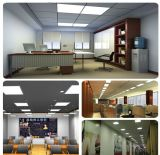 48W 3 anni di Ce quadrato RoHS della garanzia 60X60cm ha approvato l'indicatore luminoso di comitato di superficie del soffitto del supporto LED per l'ufficio