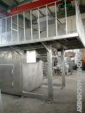 Gk-400 asciugano il Rotolare-Tipo macchina della polvere di granulazione