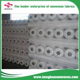 100 por ciento PP Spunbond Nonwoven Fabric Agriculturer desechables de uso para cubiertas vegetales