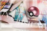 De draagbare Bank van de Macht van de Lader met Hand Warmere Pokemon gaat (YM2/6000mAh/multicolor)