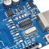 2014最新バージョン! Arduinoまたは改善されたバージョン/Mega328pのためのArduino Uno R3の開発のボードの電子部品