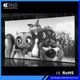 P4.81mm 높은 회색 가늠자 RGB LED 영상 스크린