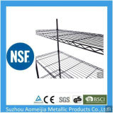 Cold 룸 Use를 위한 NSF & BSCI Approved 5 Tier Epoxy Wire Shelving