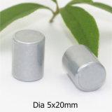 シリンダー常置焼結させた磁石亜鉛コーティングNdFeB