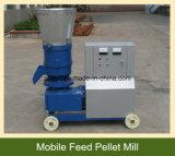 편평한 가정 사용은 펠릿 선반, 가금을 공급한다 펠릿 기계, 선반을 만드는 동물 먹이 펠릿을 정지한다