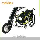 Meilleure vente 36V 11,6 ah Handbike saisissable électrique pour chaise de roue