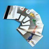 Высокий уровень безопасности ISO15693 с магнитной полосой NTAG 213 Smart платежных карт RFID