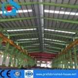 Costruzione prefabbricata ambientale del magazzino del blocco per grafici d'acciaio di costruzione veloce