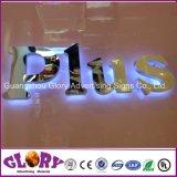 Frontlit LED voie lettre signer pour panneaux de fabrication