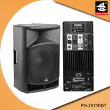 15 Spreker pS-2615bbt van de PA van de FM van de Macht van Bluetooth van de duim 150W de Actieve PRO