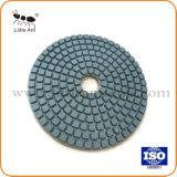 Nitidez Boa Tipo brilhante de 4 polegadas de 100 Diamond Almofada de polir Ferramenta abrasivos de Diamante por pedras.