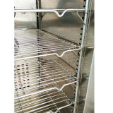 aço inoxidável pequena sala fria para manter os produtos frescos
