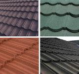 Mattonelle di tetto rivestite del vento/fuoco/del Home Depot pietra resistente della neve
