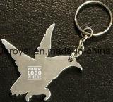 독수리 모양 병따개 열쇠 고리