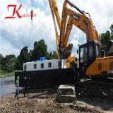 Ausreichender Kapazitäts-Sand-Scherblock-Absaugung-Bagger/Sand-Bergwerksausrüstung
