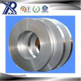 bande de l'acier inoxydable 201 202 304 410 430 avec le fini 2b/Ba/8K/No. 4