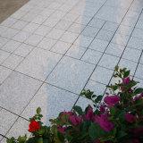 12X12建築材料の販売のための安い価格フィリピンの床のための屋外の装飾的な花こう岩の石のタイル