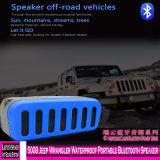 5008台のジープのラングラー防水携帯用Bluetoothのスピーカー