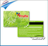 Scheda senza contatto astuta di identificazione di RFID con la striscia magnetica per identificazione