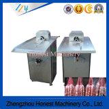 Machine de fixation de saucisse durable et facile à contrôler / Machine de fabrication de saucisses industrielles