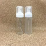 120ml 150ml 200ml svuotano intorno alla bottiglia bianca del sapone della gomma piuma dell'animale domestico per pulizia