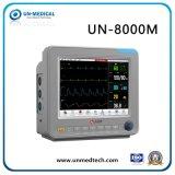 Video paziente portatile del segno vitale di Multi-Parameter per l'ospedale con ECG+SpO2+NIBP
