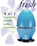 Увлажнитель очистителя воздуха изменяемой скорости СИД эффективный