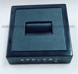 Оптовая роскошная коробка ювелирных изделий Китая Handmade изготовленный на заказ деревянная для кольца