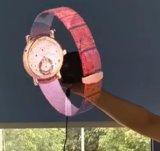 Новые 3D-отображения рекламы машины с голограммой светодиодный проектор голографической вентилятора