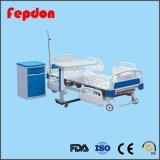 Руководство по эксплуатации с тремя функциями ручной больничной койке пациента кровать (HF-838A)