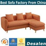 2018 новых прибытия квартира мебель сочетание ткани диван (S890)